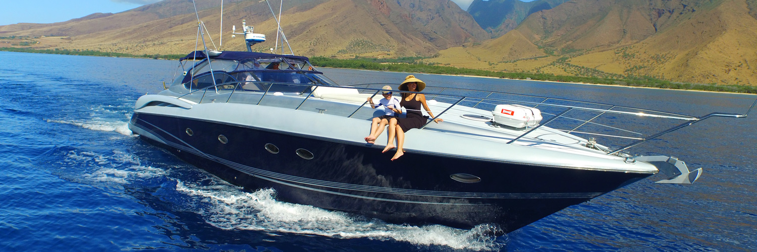 Maui Luxury Fishing Charter Excellence Sports Fishing